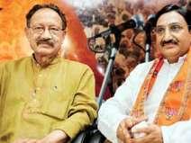 Khanduri, Nishank file nominations for LS polls - News Nation