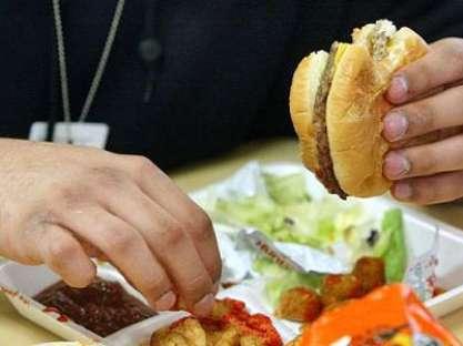 unhealthy food in schools