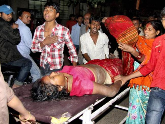 Patna stampede: Is police, administration to be blamed for