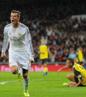 Gareth Bale scores in Real victory, Suarez inspires Barcelona revival