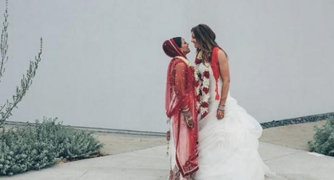 In Pics First Indo-Us Lesbian Couple Is Adorable - News Nation-3617