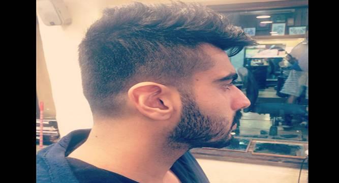 Arjun Kapoor Debuts New Hair Do Newsnation