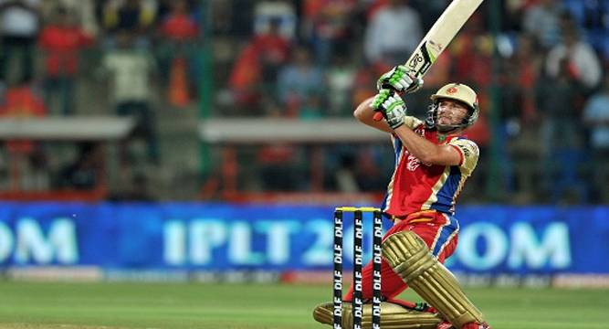 When AB De Villiers Gets Going A Bowler Can Hardly Do Anything As The South African Skipper Has Ability To Hit 360 Degrees His Compatriot And Kolkata
