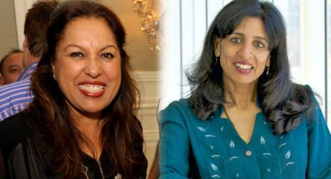 Two Indian-Origin women find place in Forbes self-made list - News