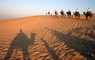 Jaisalmer to start eco-tourism for foreign tourists