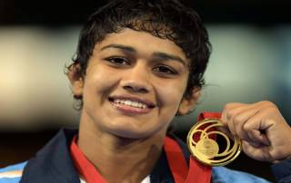Babita stunned as National wrestling meet concludes