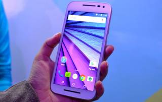 Motorola announces Marshmallow update for Moto G 3rd Gen