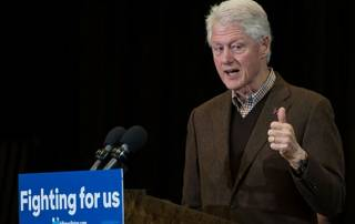 Bill Clinton: Hillary's the most qualified WH candidate