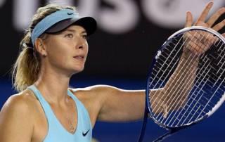 Sharapova, Halep pull out of Brisbane International