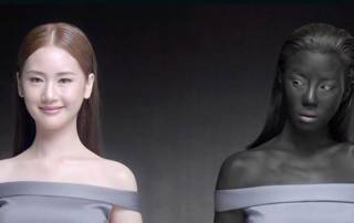 Racism! ThisThai beauty ad got the meaning of beauty all in a wrong way