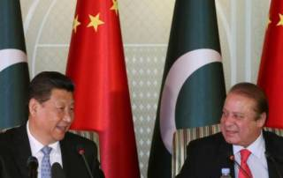 China downplays reports of concerns over CPEC's PoK stretch