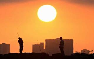 China has warmest year on record in 2015 due to El Nino
