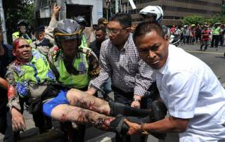 Islamic State claims Jakarta attacks; 7 killed