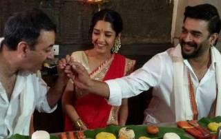 R Madhavan, Rajkumar Hirani celebrate Pongal together