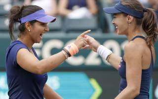 Sania-Martina juggernaut continues to roll, wins Sydney title