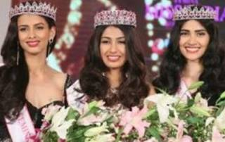 Rajkanya Barua is 'Femina Miss India' from East