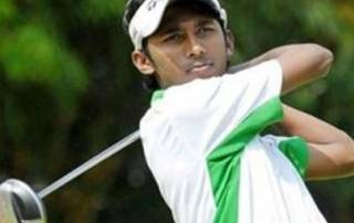 Chikka in joint lead at Asian Tour Q-School