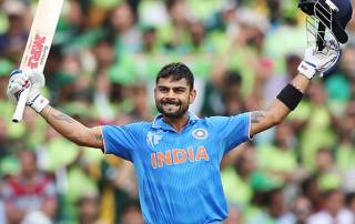 Kohli becomes fastest to 24 ODI centuries