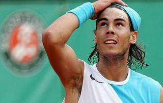 Rafael Nadal stunned in first round as concerns grow
