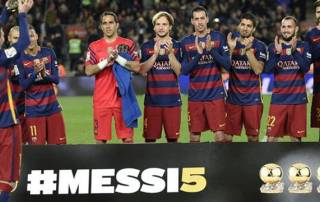 Barcelona join Real Madrid, Manchester United in 500m euros club