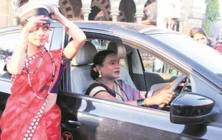 Mumbai gears up for the first radio cabs run by LGBT community