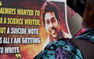 Rohith Vermula death: Hyderabad University revokes suspension of four students