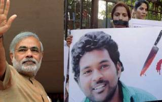 Will shadow of Dalit student's suicide loom over PM's Lucknow university visit?