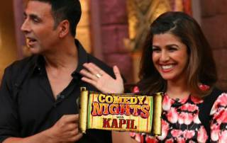 Akshay Kumar announces CNWK final episode telecast date