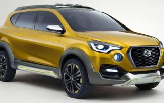 Nissan to display Datsun Concept; driver-less model at Expo