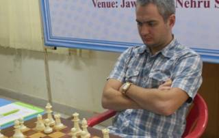 Solodovnichenko and Belous lead in Chennai Open Chess