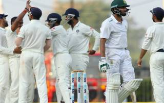 India regain No. 1 Test ranking, South Africa slip to third