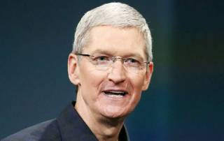 Apple chief bets on economic reforms in India