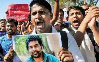 Protests in Hyderabad, Delhi and Chennai over dalit scholar suicide
