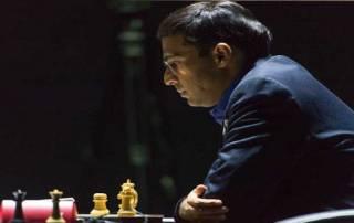 Shocking start for Anand in Gibraltar Chess
