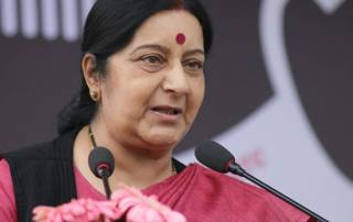 Sushma Swaraj pushes for separate market for women entrepreneurs