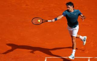 You think I'm old! Federer insists he'll beat Djokovic again