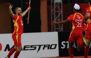 Sandeep scores winning goal in Rays' 5-4 win over Warriors
