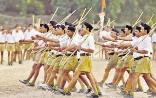 RSS may shed off its traditional khaki shorts