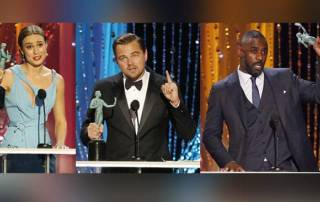 Complete list of winners at 22nd annual SAG Awards
