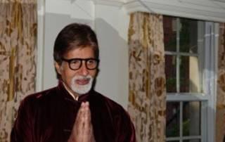 Amitabh Bachchan wraps shoot on'TE3N'