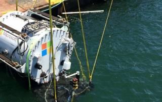 Microsoft testing underwater datacenters