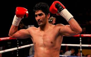 Vijender Singh  fourth professional bout postponed to March