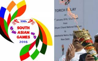 Arunachal governor flags off SAG torch relay