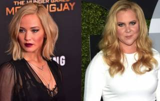 Jennifer Lawrence planning comedy show with Amy Schumer?