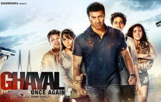 'Ghayal Once Again' <b>Movie Review:</b> Sunny Deol is the saviour