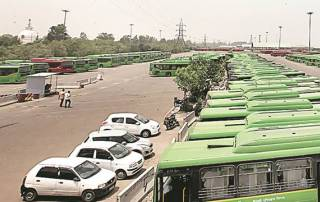 SC asks Delhi govt to shift Millennium Bus Depot or amend plan