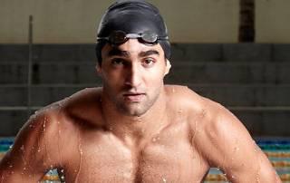 India win seven medals in swimming, create three record