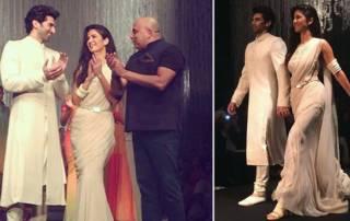 Katrina, Aditya turn showstopper for Tarun Tahiliani