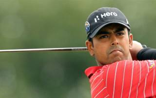 Lahiri shoots 71 to be place tied 39 at Phoenix Open