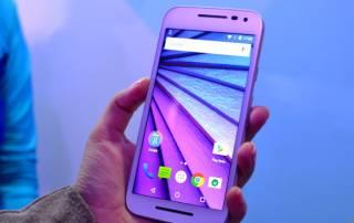 Now Motorola Moto G and Moto G Turbo on Amazon